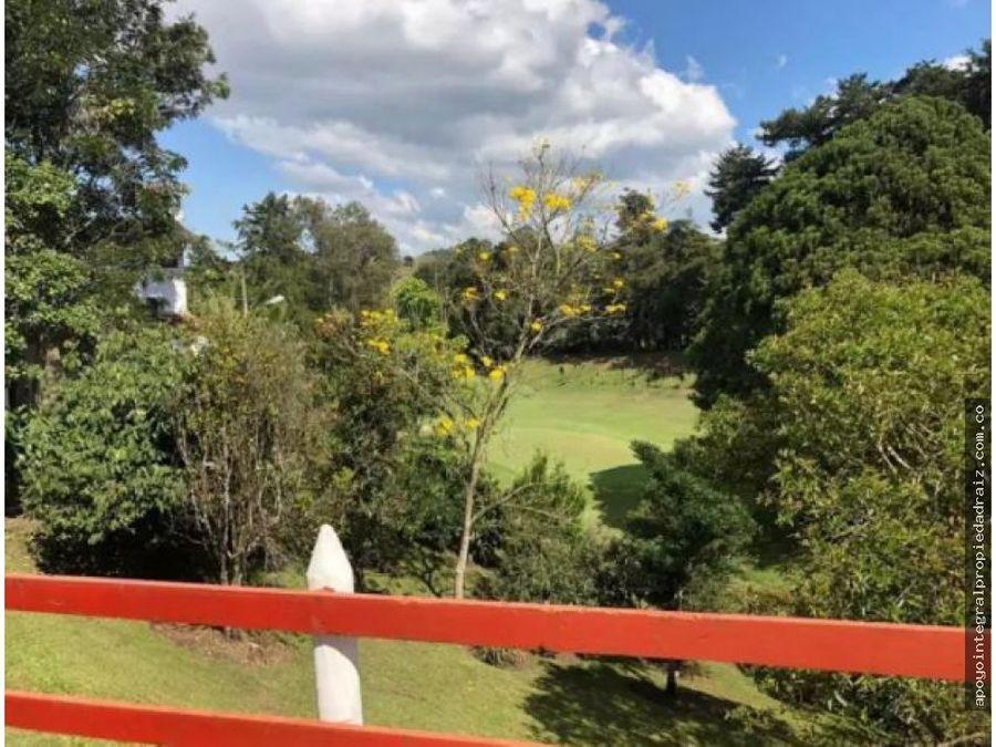 venta de casa campestre sector la macarena rionegro