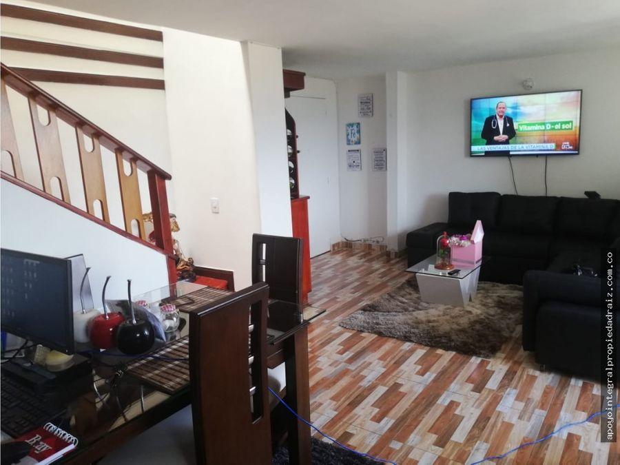 vencambio apartamento duplex sector robledo