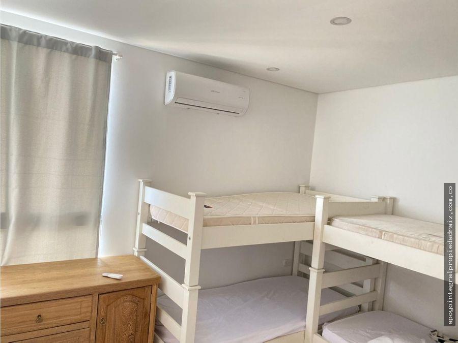 alquiler de apartamento por noches sector boca de la cienaga covenas