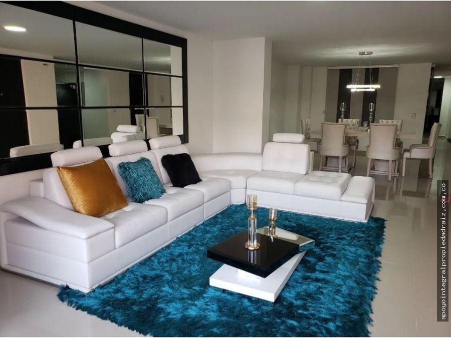venta de apartamento amoblado sector el dorado envigado