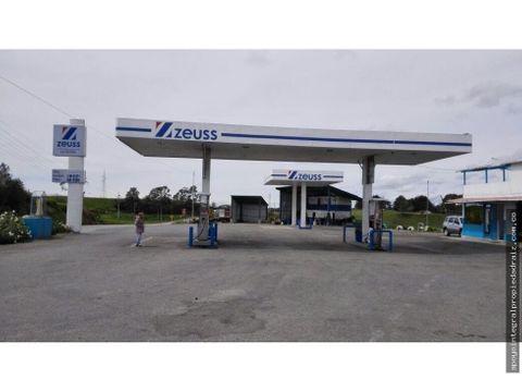 venta de estacion de servicios sector yarumal