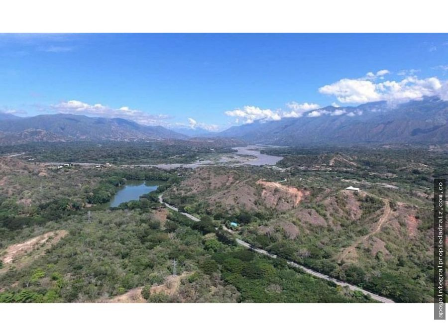 venta de lote 6 sector vereda guaymaral via santa fe de antioquia