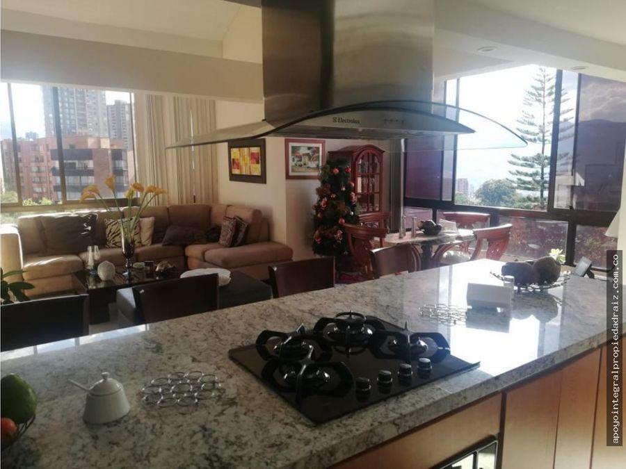 venta de apartamento duplex sector poblado