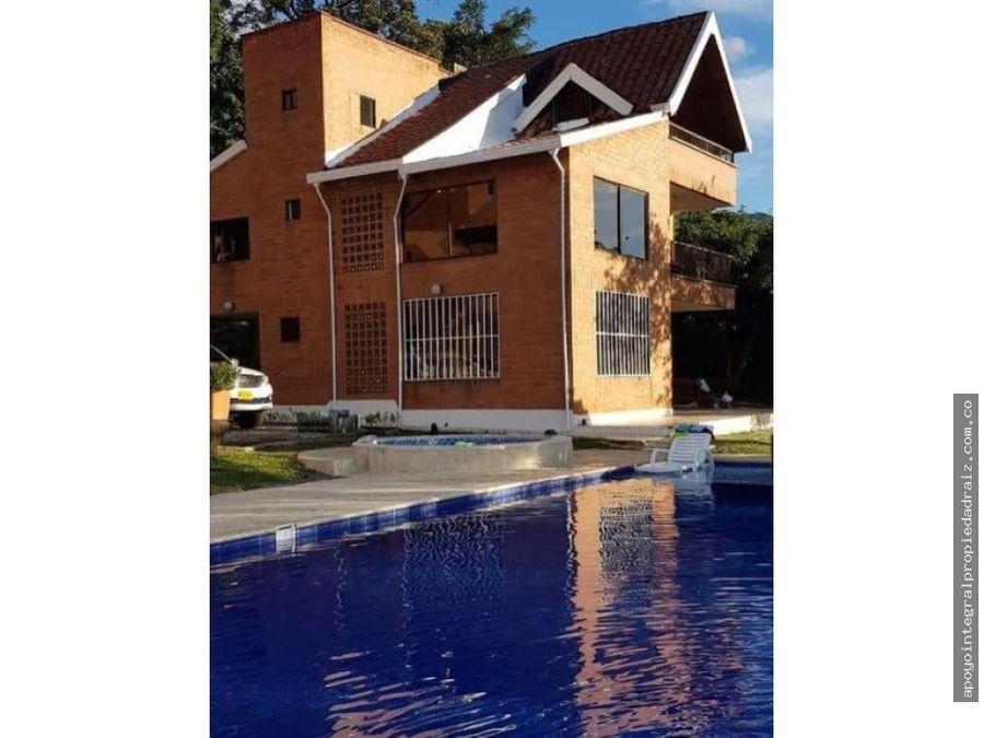 alquiler de finca por dias sector copacabana c2
