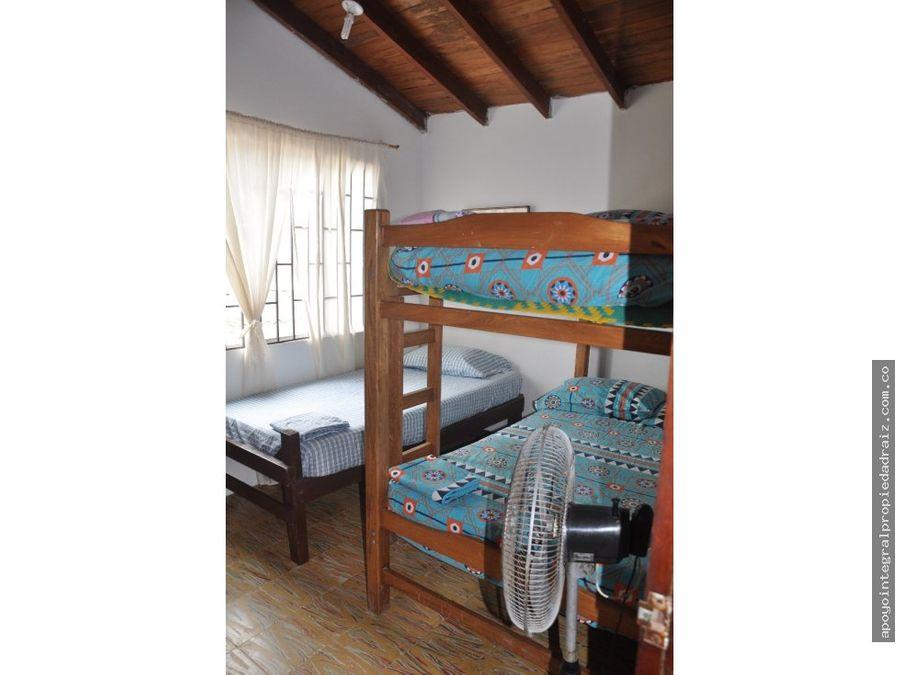 cabana en alquiler x dias barrio caribe necocli