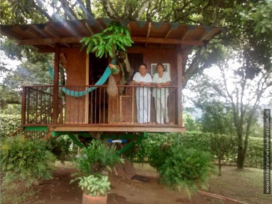 alquiler de finca por dias vereda las acacias san jeronimo