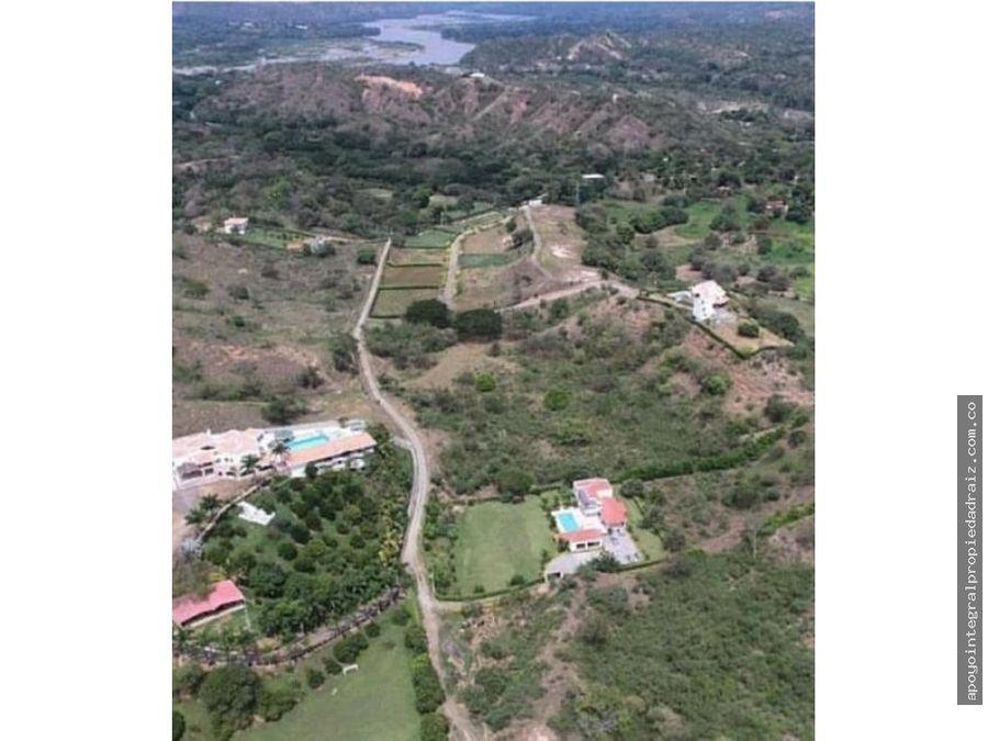 venta de lote 13 sector vereda guaymaral via santa fe de antioquia