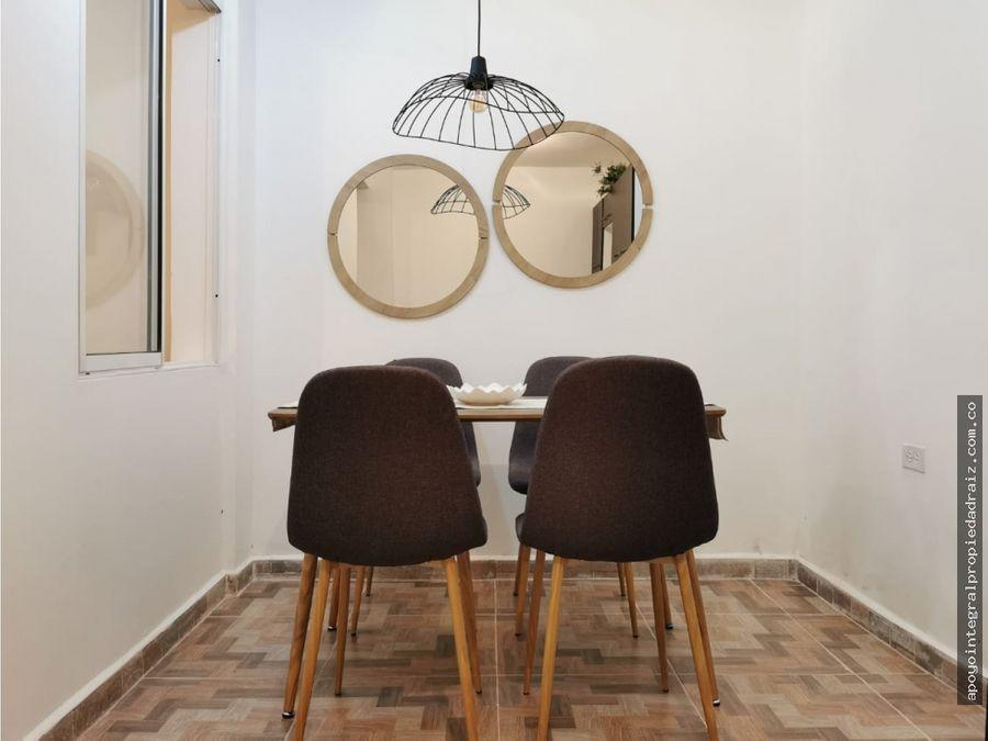venta de apartamento sector barrio el rosario itagui