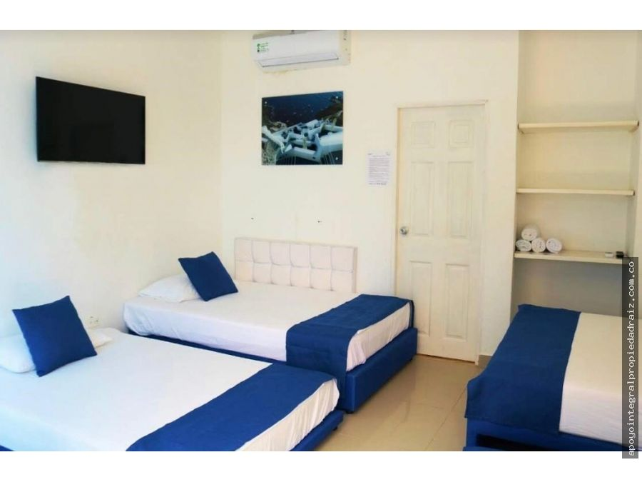 alojamientos tipo hotel por noches sector primera ensenada covenas