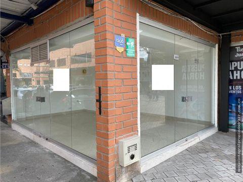 alquiler de local sector centro de la moda itagui
