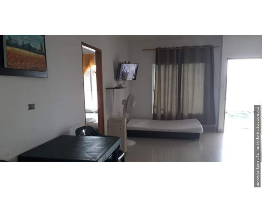 alquiler de apartamentos por noche sector barrio caribe necocli
