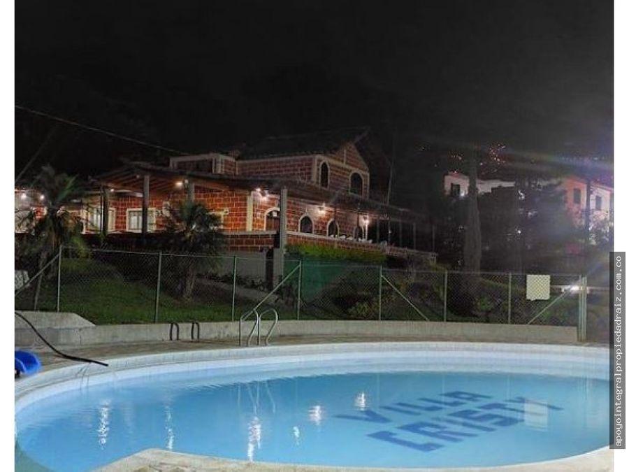 alquiler de finca por dias sector copacabana c3