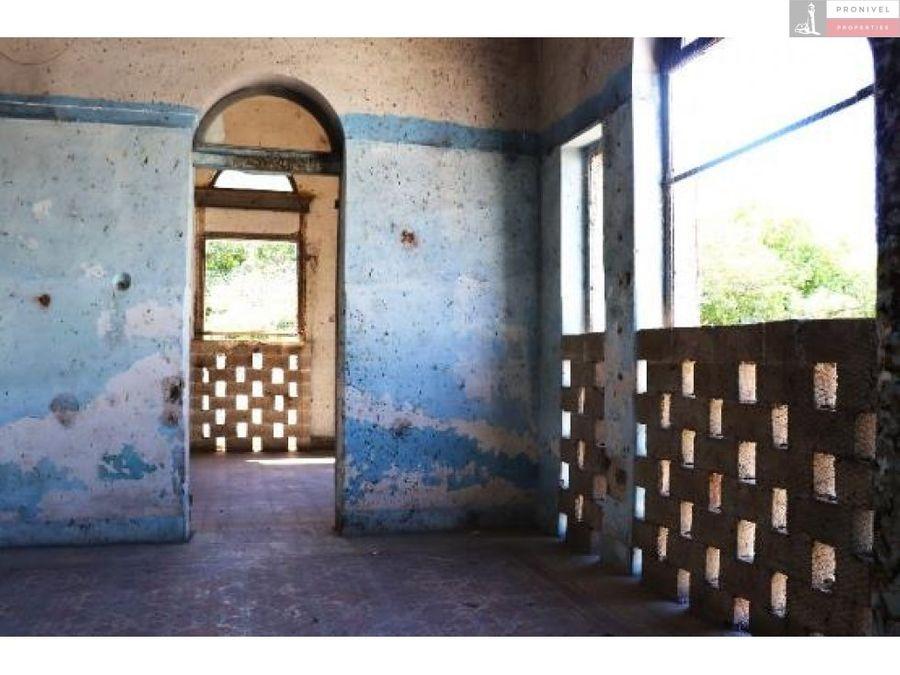 se vende casa antigua centro de merida