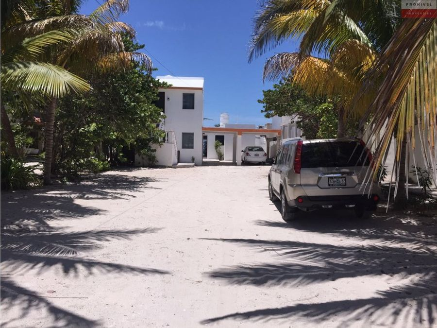 renta casa frente al mar chicxulub puerto