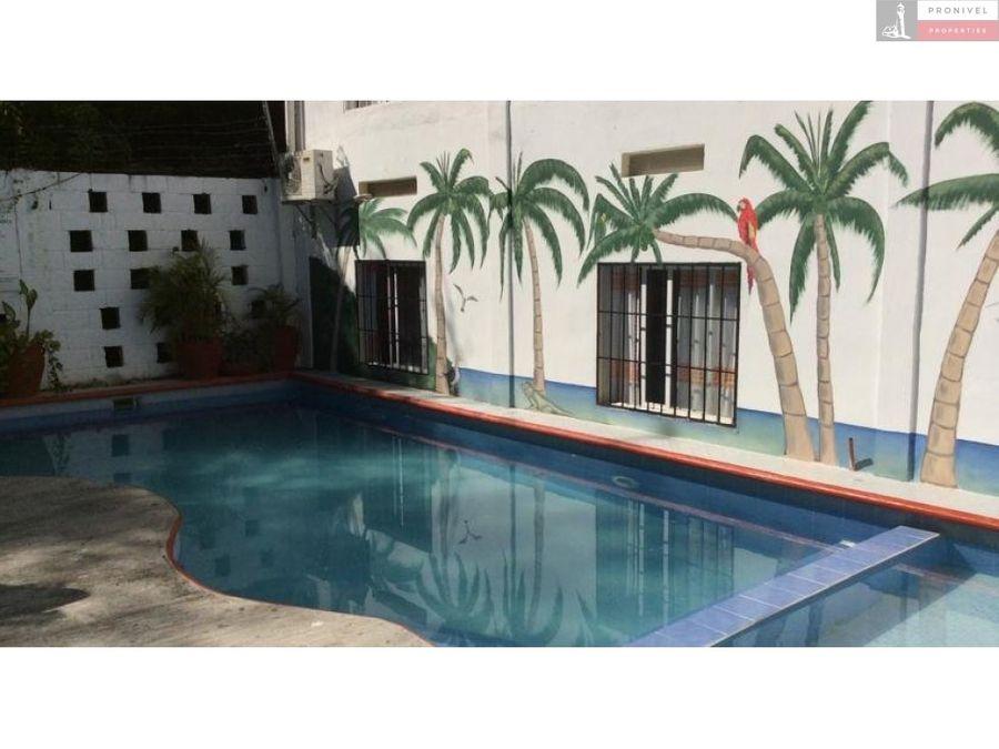 hotel en venta bahias de huatulco