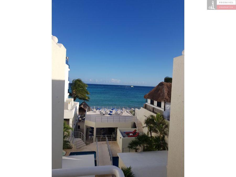 hotel en venta en playa del carmen q roo