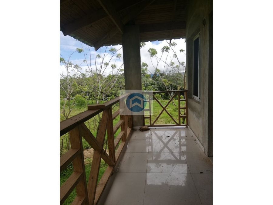 casa en venta en construccion jarabacoa