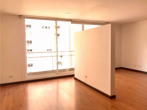 apartamento en venta chapinero alto bogota