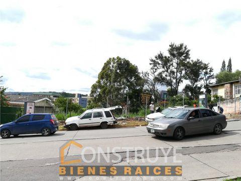 renta de terreno en residencial tepeyac