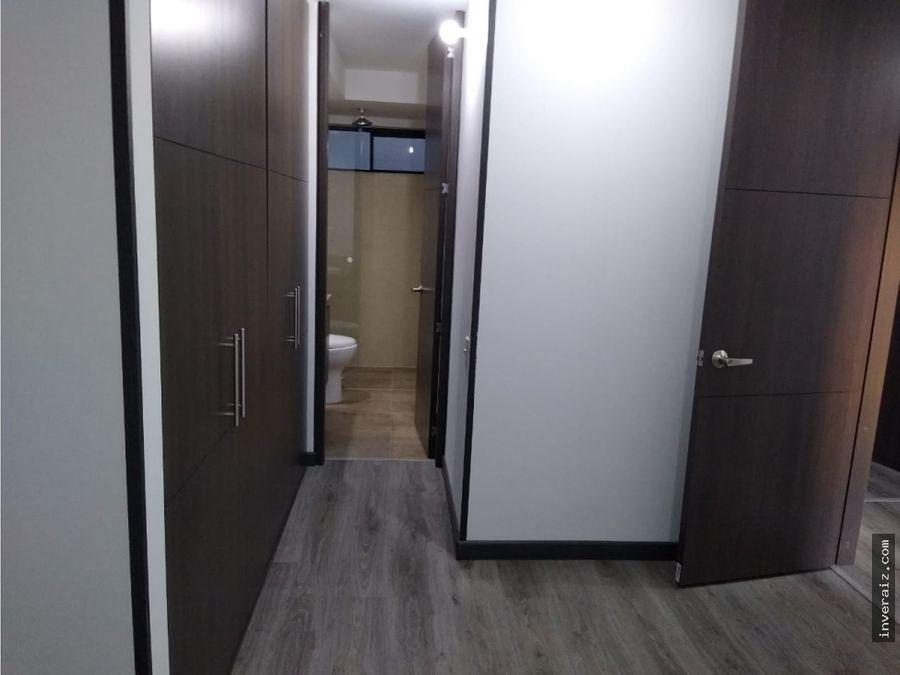 arriendo apartamento 85 m2 villas de aranjuez ja