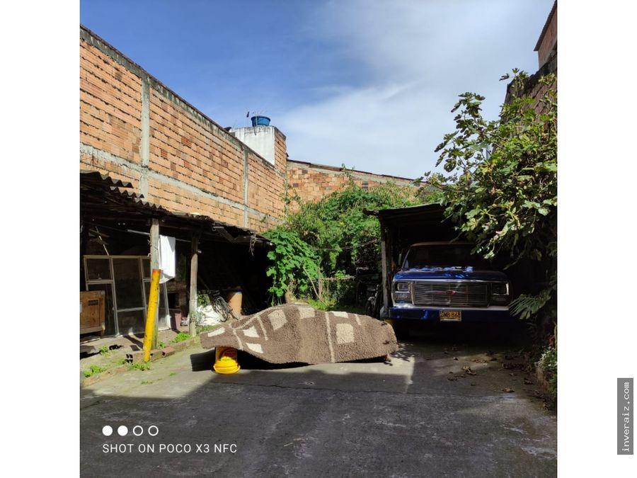 para venta casa lote de 370 m2 barrio estrada ja