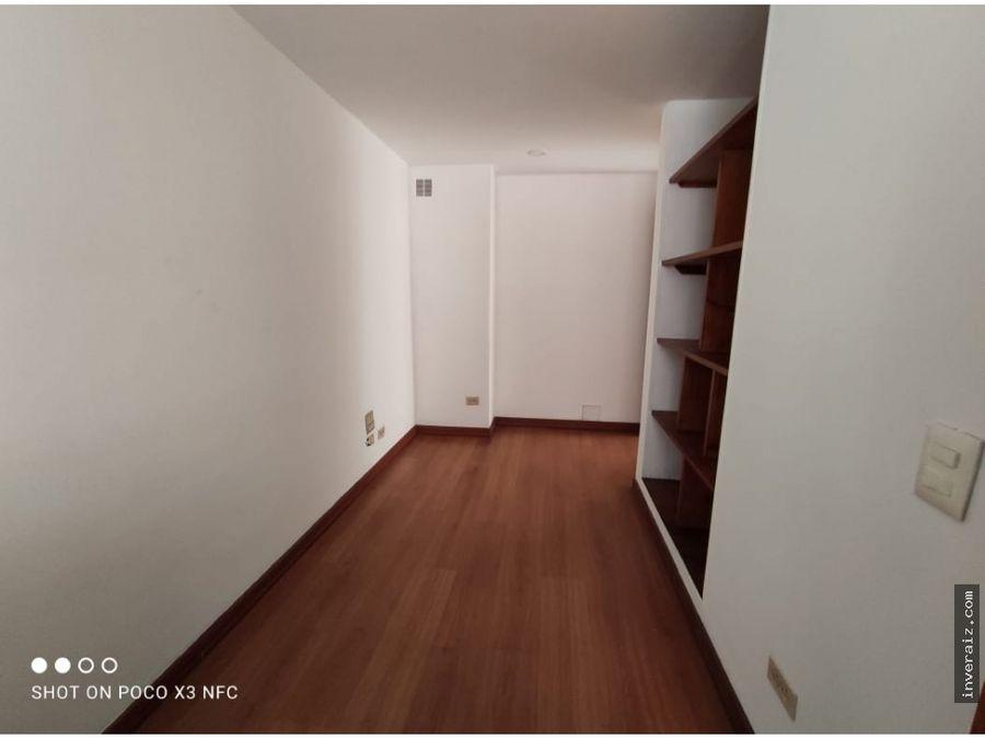 para venta apto 130 m2 en colina campestre ja