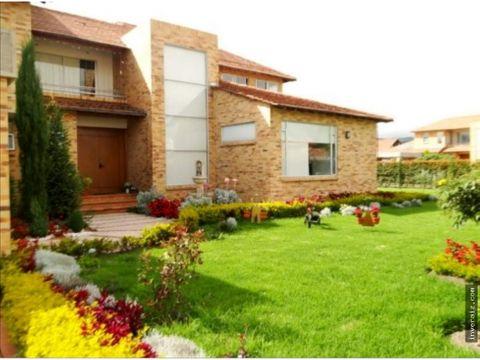 venta casa 370 m2 const caminos de chunugua cajica ja