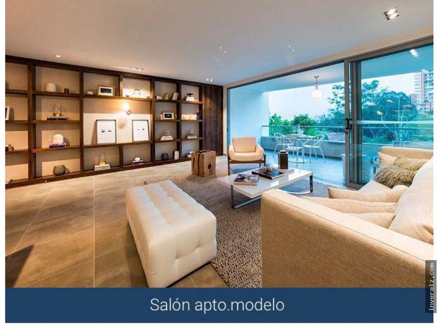 para venta apto nuevo 128 m2 en medellin ja