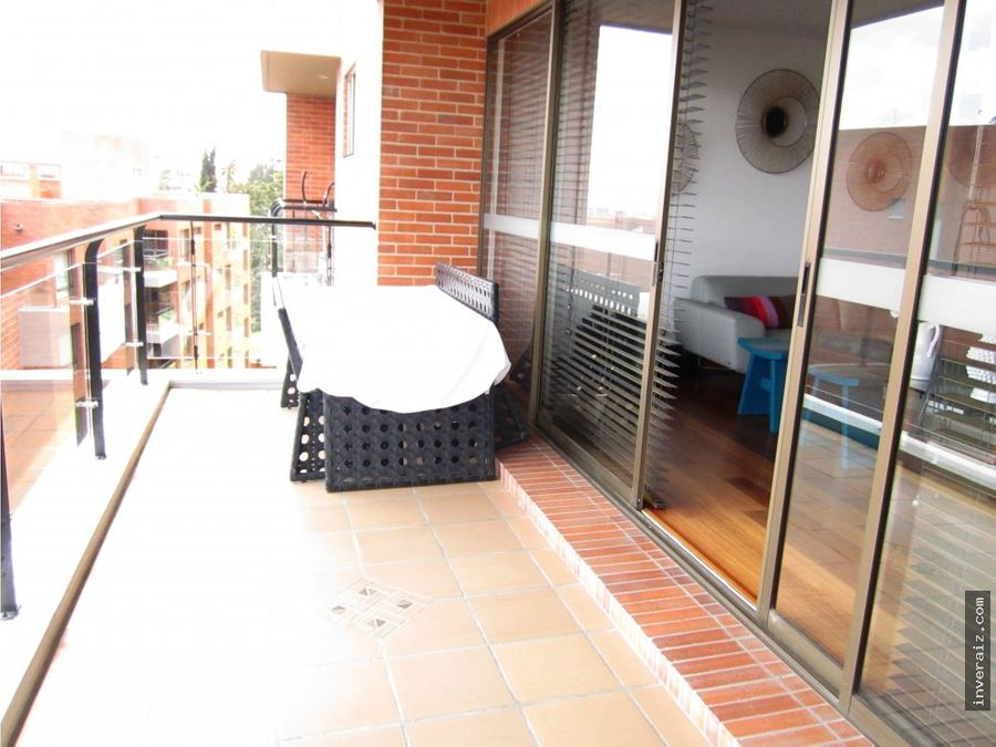 para venta apto 209 m2 terraza cerros suba ja