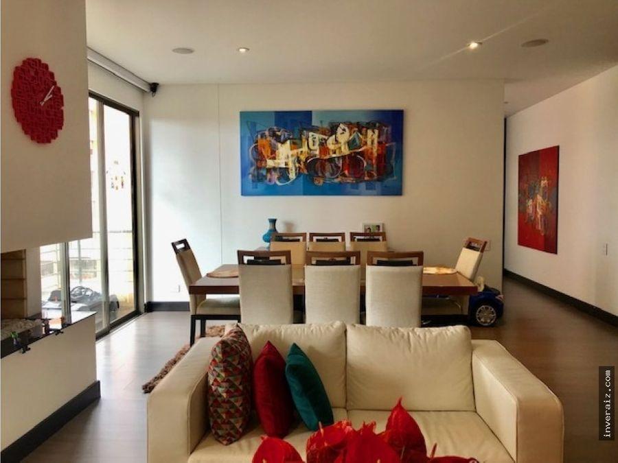 vendo apartamento en reserva de la sierra ar