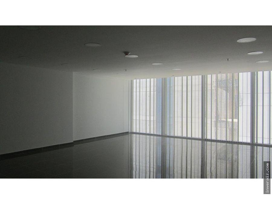 para arriendo oficina 66 m2 edificio bacata ja
