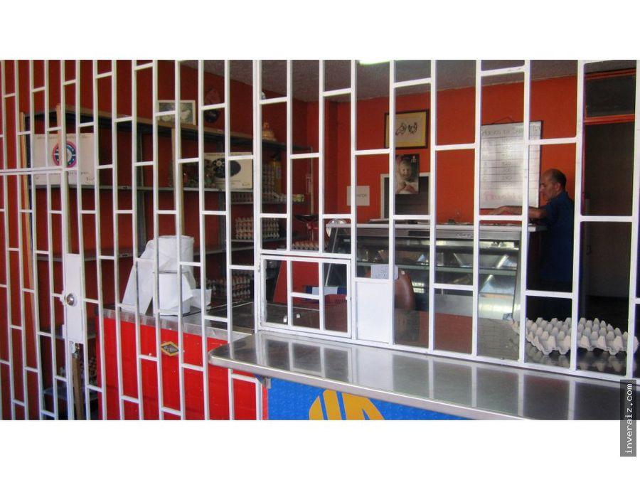 para venta bodega con local 345 m2 en 7deagosto ja