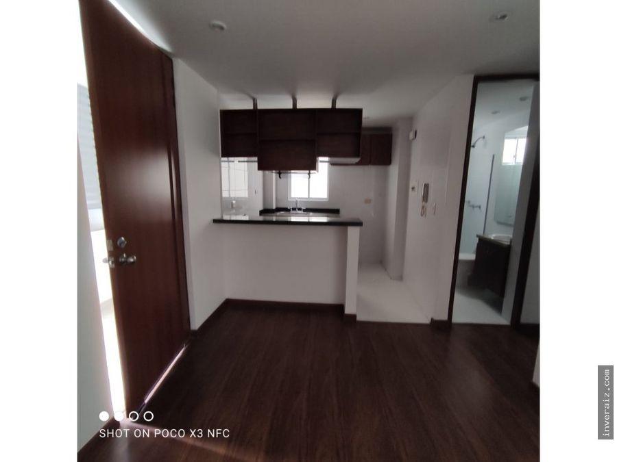venta apartaestudio 36 m2 en sta barbara ja