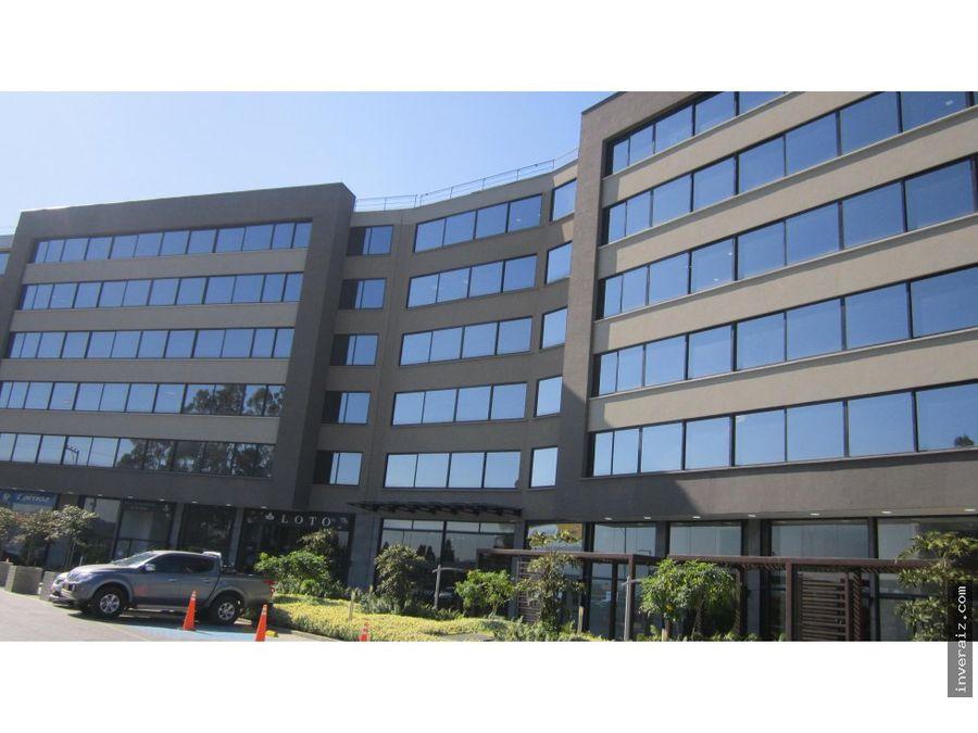 vendo oficina 42 m2 cajica edificio nou ja