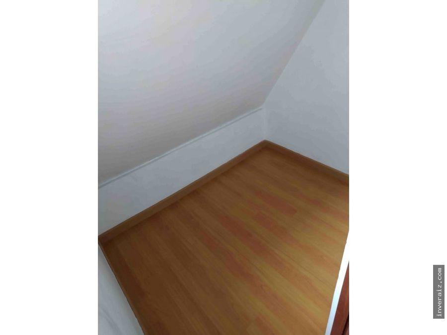 arriendo lindo apartaestudio duplex marly bta mj