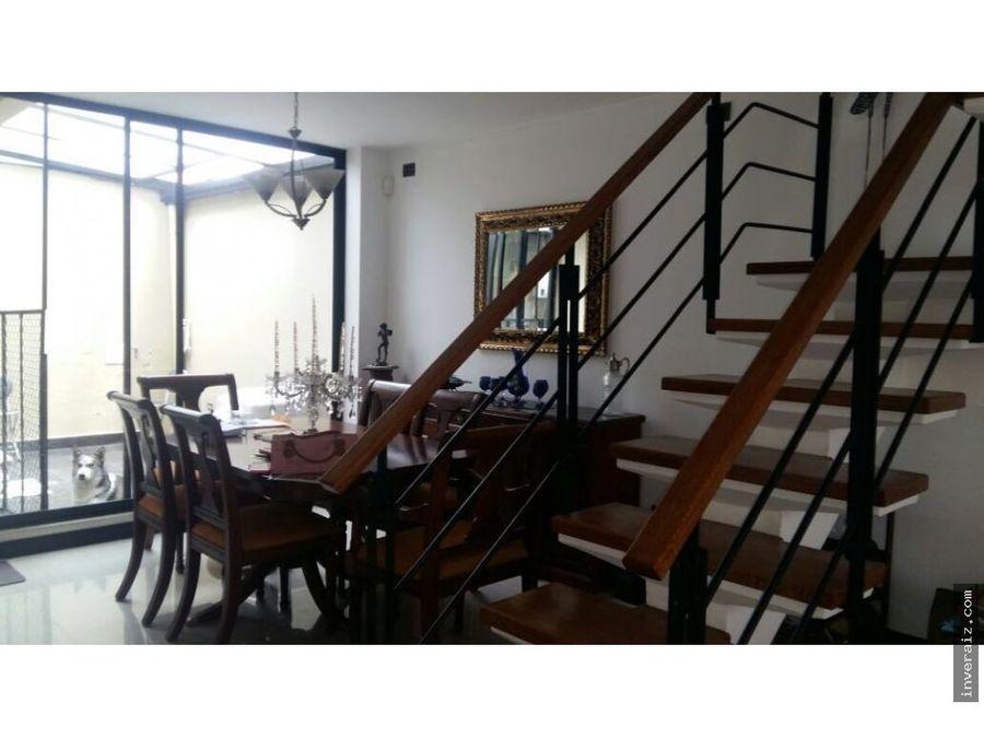 venta casa 3 niveles chia