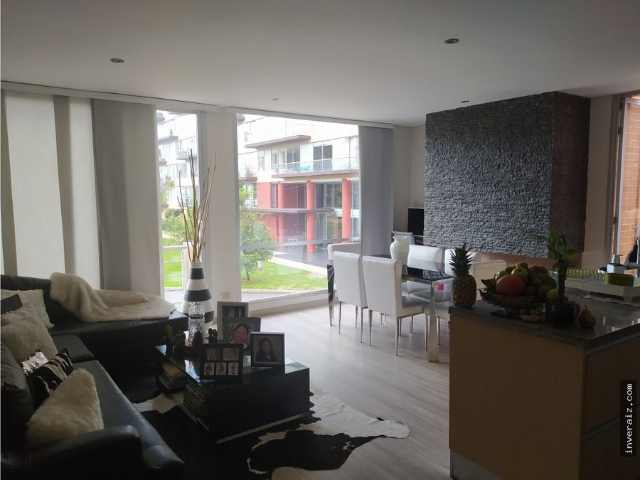 arriendo apartamento con terraza chico bta mj