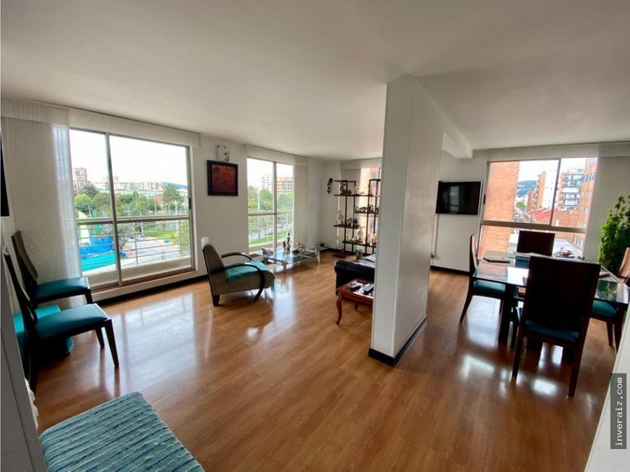 venta apto 101 m2 piso 5 en belmira ja