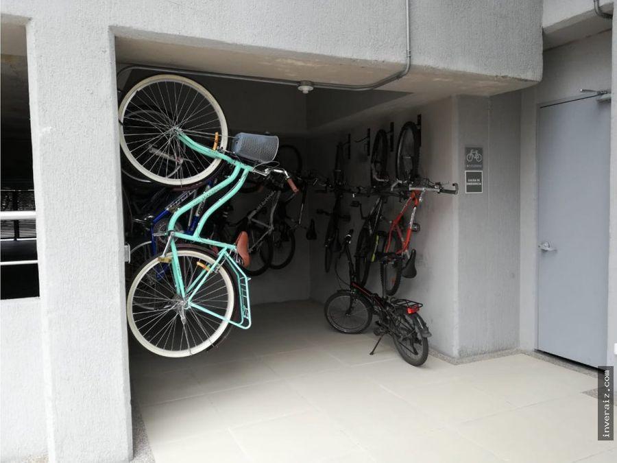 vendo apartamento exterior en cedritos ov