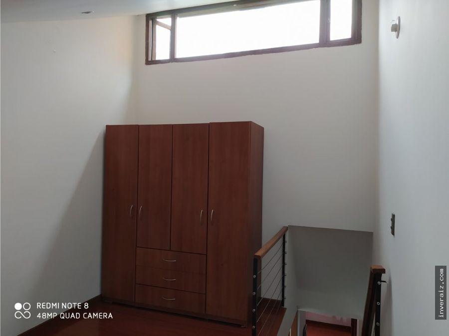 arriendo apartamento santa ana bta mj