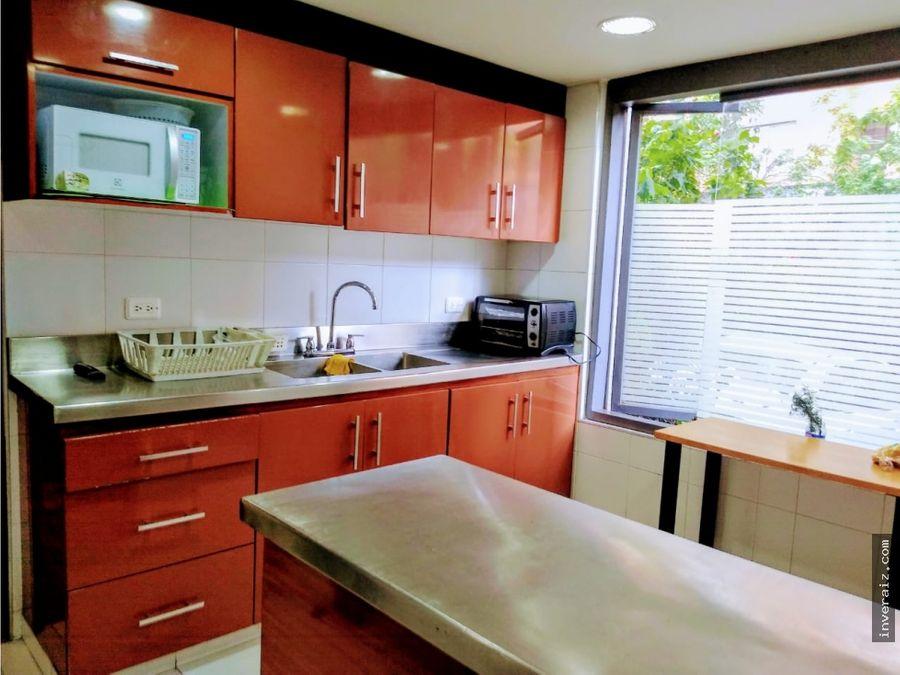 para venta apartamento de 228 m2 en la cabrera ja