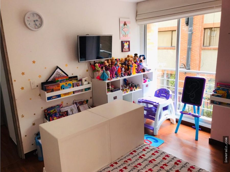 para venta lindo apto 140 m2 en chico navarra ja