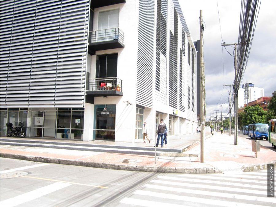 arriendo oficinas 120 m2 en santa barbara ja