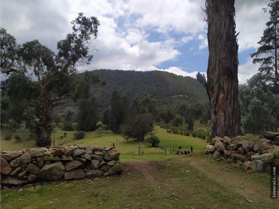 vendo hacienda historica gachancipa cmarca mj