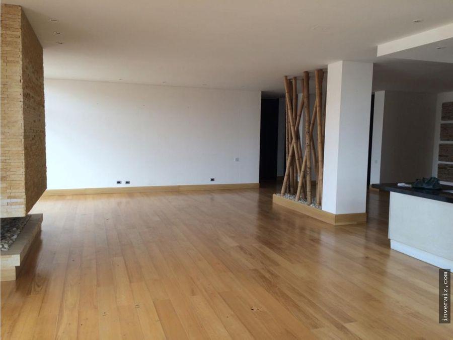 arriendovendo moderno apto de 225 m2 en virrey ja