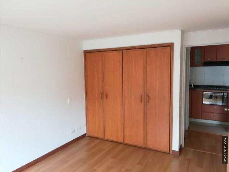 vendo apartaestudio exterior en cedritos ov