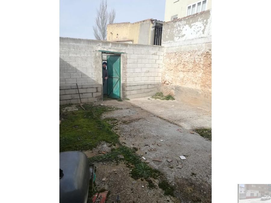 se vende piso en calle san cristobal villarrobledo