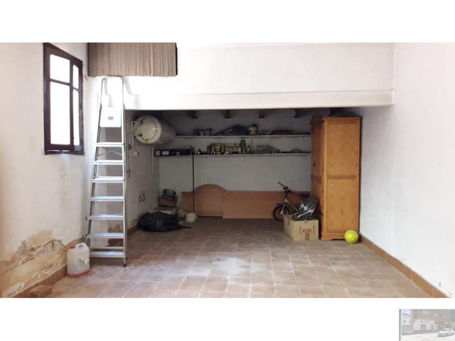 se vende casa en calle santiago villarrobledo