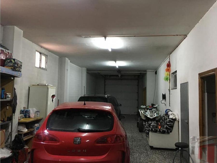 se vende casa en centro de villarrobledo calle estacion