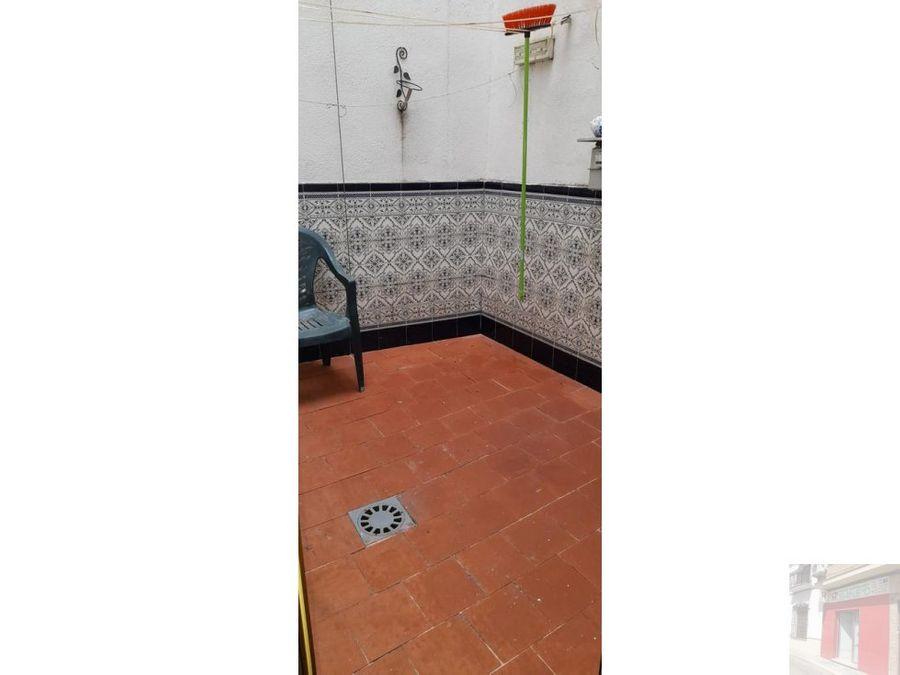 se vende piso planta baja en calle goya en villarrobledo